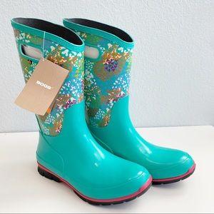 Bogs Shoes - NEW Bogs Rain Boots Size 9
